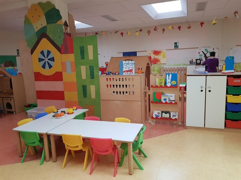sala giochi asilo nido
